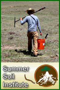 Summer Soil Institute at Colorado State University